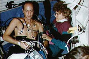 顺泰血压技术在太空中已使用超过二十年